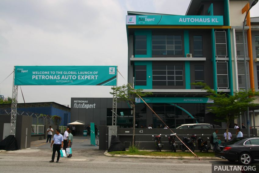 Petronas AutoExpert vehicle servicing makes global debut in Malaysia, 100 outlets worldwide within 5 years Image #951164