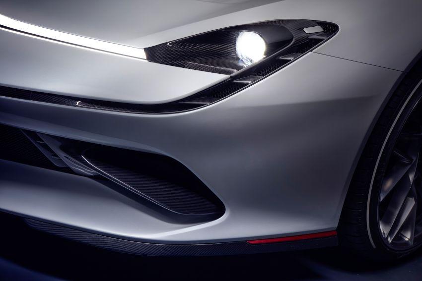 Pininfarina Battista – 1,900 hp, 2,300 Nm pure electric hyper GT; 0-100 km/h in under 2 secs, 150 units only Image #943433