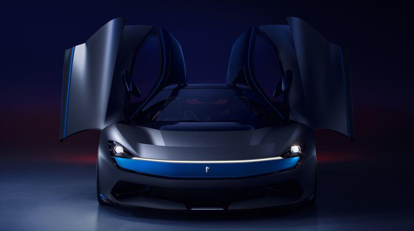 Pininfarina Battista – 1,900 hp, 2,300 Nm pure electric hyper GT; 0-100 km/h in under 2 secs, 150 units only Image #943441