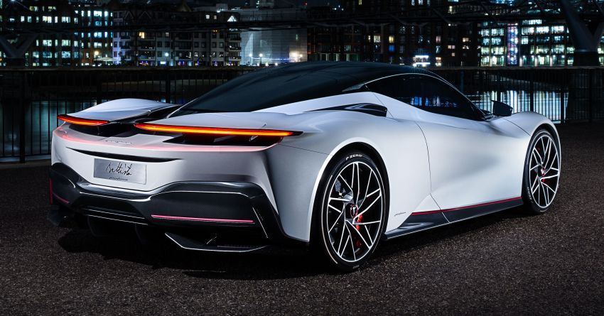 Pininfarina Battista – 1,900 hp, 2,300 Nm pure electric hyper GT; 0-100 km/h in under 2 secs, 150 units only Image #943445