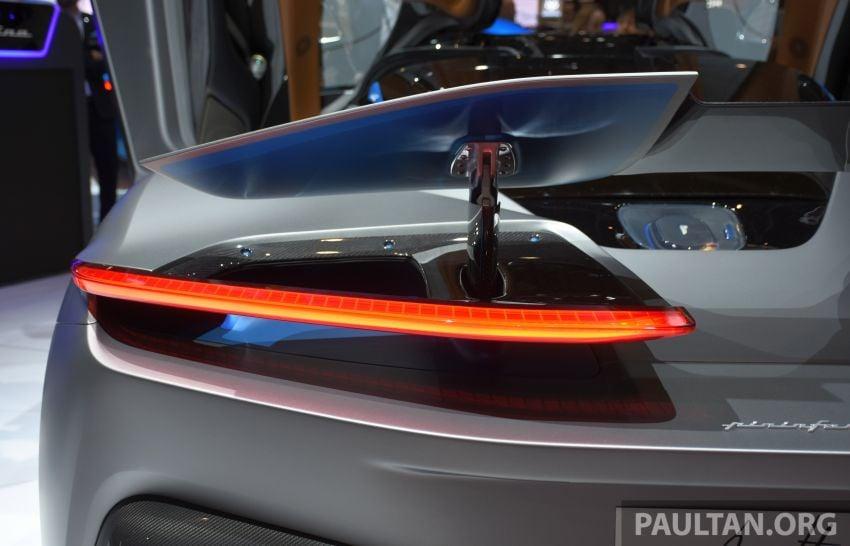 Pininfarina Battista – 1,900 hp, 2,300 Nm pure electric hyper GT; 0-100 km/h in under 2 secs, 150 units only Image #943407