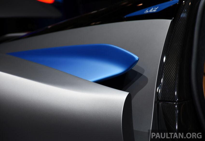 Pininfarina Battista – 1,900 hp, 2,300 Nm pure electric hyper GT; 0-100 km/h in under 2 secs, 150 units only Image #943409