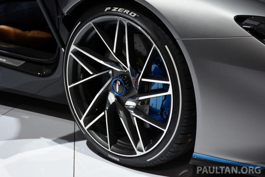 Pininfarina Battista – 1,900 hp, 2,300 Nm pure electric hyper GT; 0-100 km/h in under 2 secs, 150 units only Image #943405