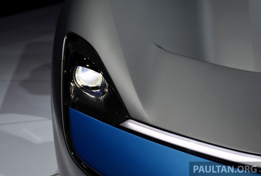 Pininfarina Battista – 1,900 hp, 2,300 Nm pure electric hyper GT; 0-100 km/h in under 2 secs, 150 units only Image #943406