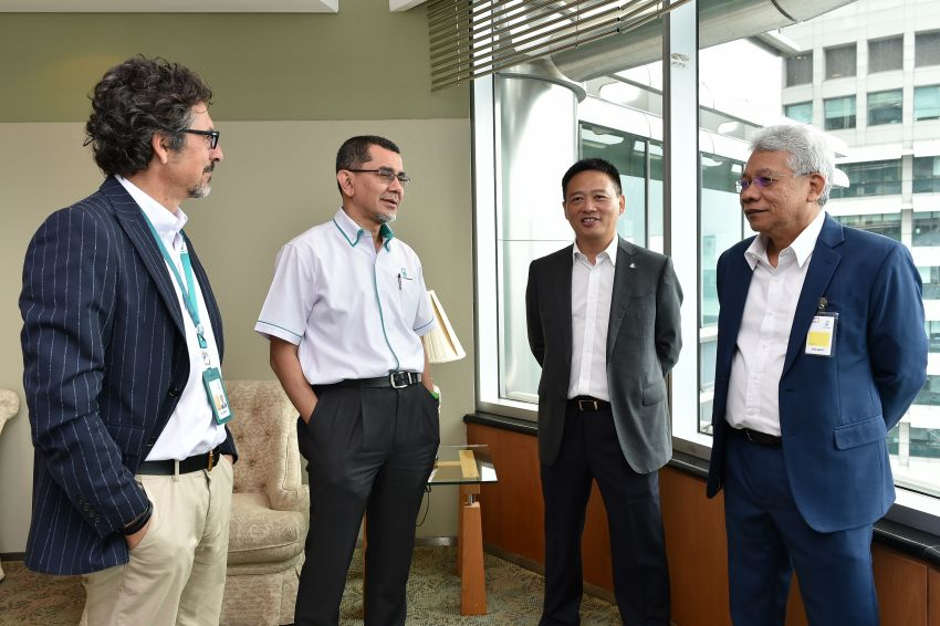 Proton extends partnership with Petronas by 10 years Image #946736