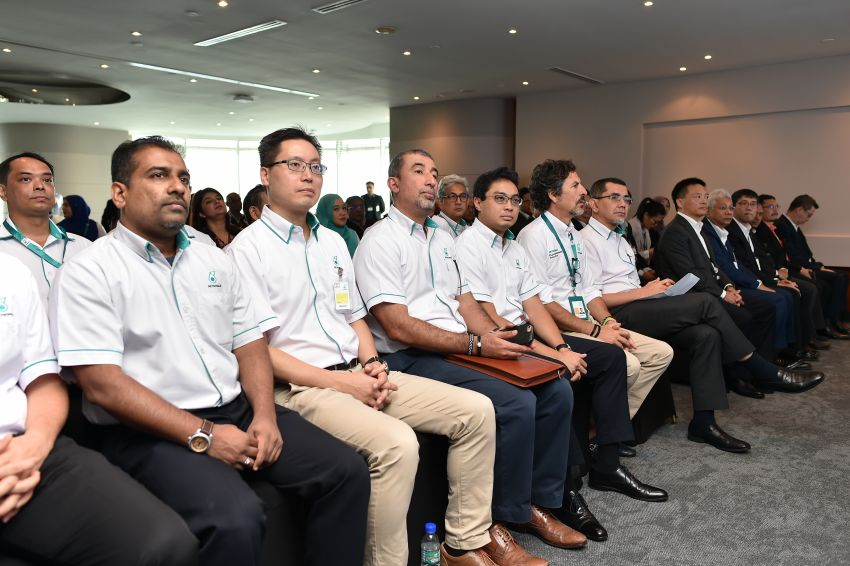 Proton extends partnership with Petronas by 10 years Image #946737