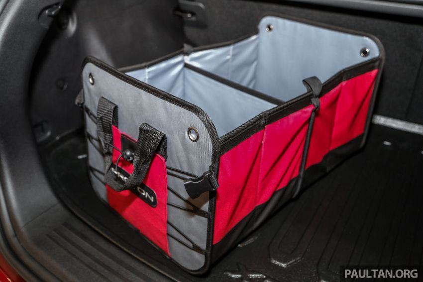 Official Proton X70 accessories for exterior and cabin Image #951094