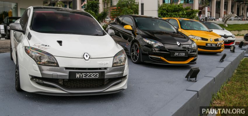 New Renault Megane RS 280 Cup previewed in Malaysia – manual and dual-clutch, from RM280k Image #952106