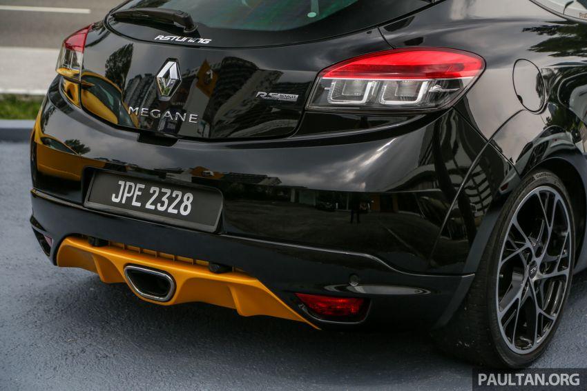 Renault Megane RS 280 Cup serba baharu dipertonton di Malaysia – manual dan auto, bermula dari RM280k Image #952020