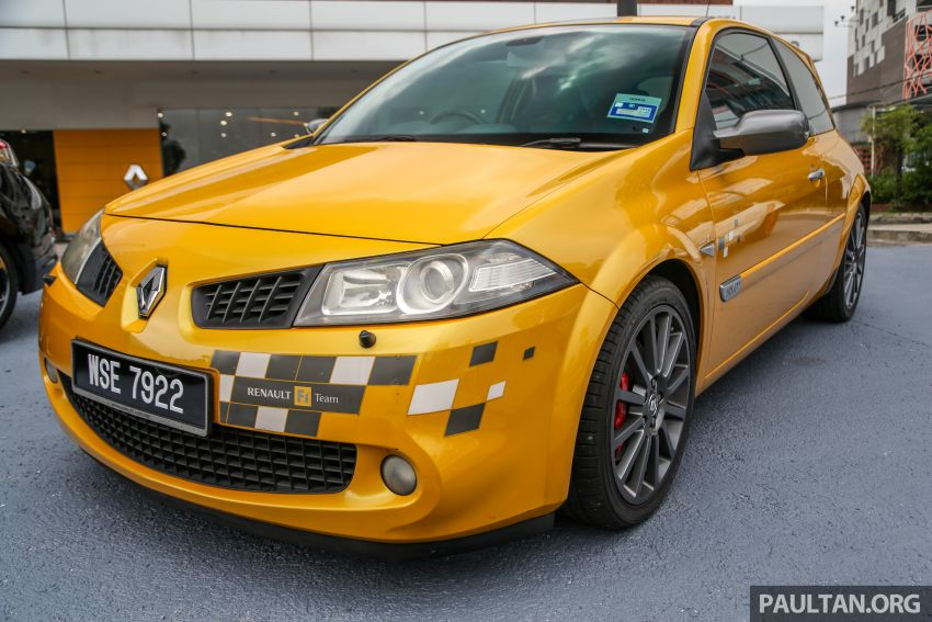 New Renault Megane RS 280 Cup previewed in Malaysia – manual and dual-clutch, from RM280k Image #952122