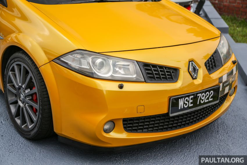 New Renault Megane RS 280 Cup previewed in Malaysia – manual and dual-clutch, from RM280k Image #952124