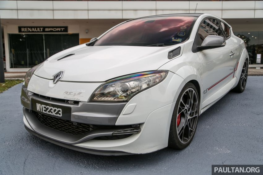 New Renault Megane RS 280 Cup previewed in Malaysia – manual and dual-clutch, from RM280k Image #952107