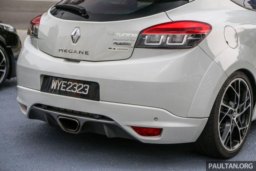 Renault Megane RS 280 Cup serba baharu dipertonton di Malaysia – manual dan auto, bermula dari RM280k Image #952011
