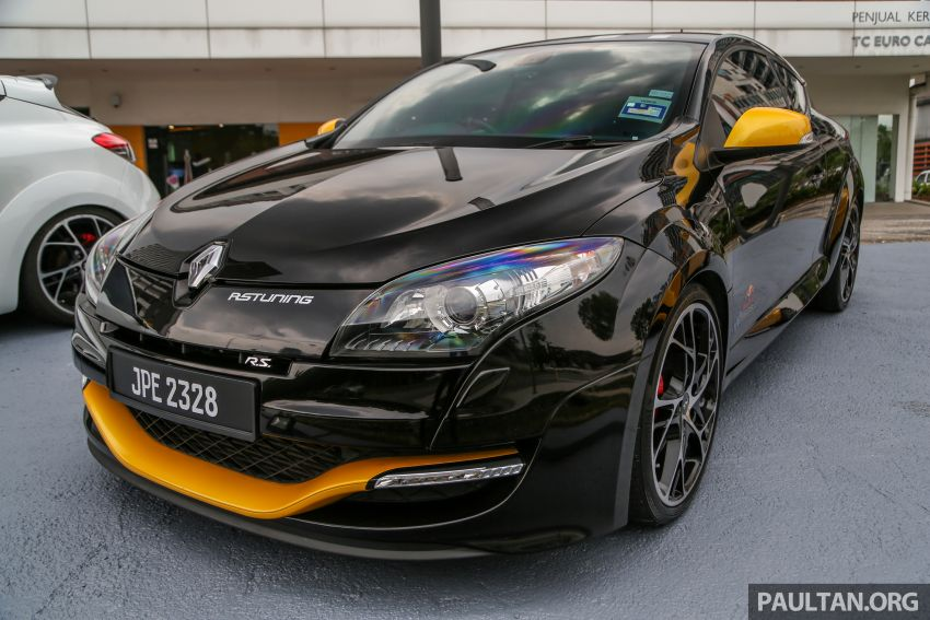 New Renault Megane RS 280 Cup previewed in Malaysia – manual and dual-clutch, from RM280k Image #952112