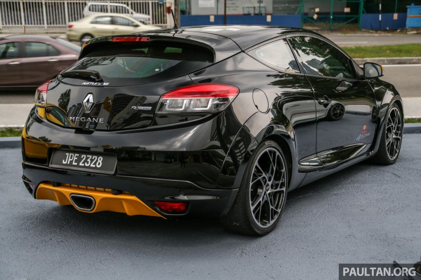 New Renault Megane RS 280 Cup previewed in Malaysia – manual and dual-clutch, from RM280k Image #952113