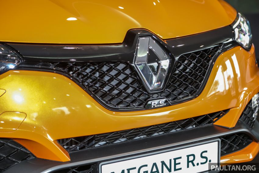 New Renault Megane RS 280 Cup previewed in Malaysia – manual and dual-clutch, from RM280k Image #951954