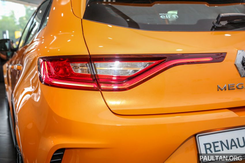 New Renault Megane RS 280 Cup previewed in Malaysia – manual and dual-clutch, from RM280k Image #951973