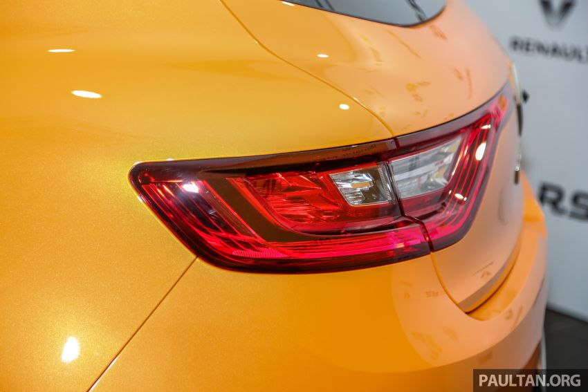 Renault Megane RS 280 Cup serba baharu dipertonton di Malaysia – manual dan auto, bermula dari RM280k Image #951910