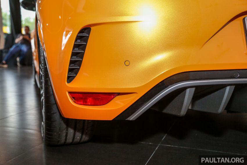 Renault Megane RS 280 Cup serba baharu dipertonton di Malaysia – manual dan auto, bermula dari RM280k Image #951911