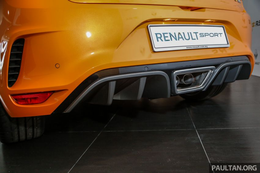 New Renault Megane RS 280 Cup previewed in Malaysia – manual and dual-clutch, from RM280k Image #951982