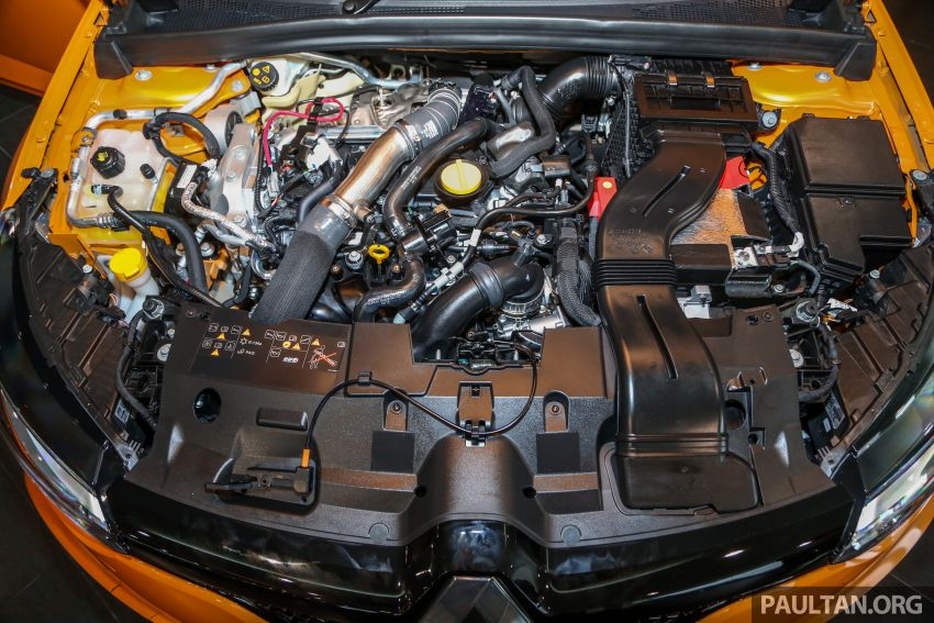 New Renault Megane RS 280 Cup previewed in Malaysia – manual and dual-clutch, from RM280k Image #951987