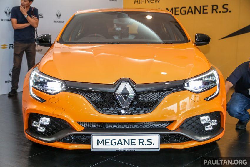 Renault Megane RS 280 Cup serba baharu dipertonton di Malaysia – manual dan auto, bermula dari RM280k Image #951891