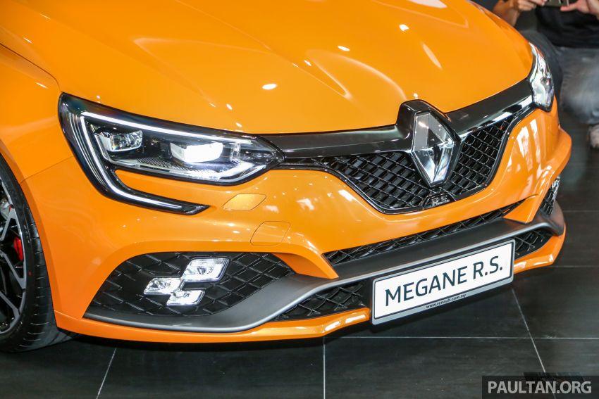 Renault Megane RS 280 Cup serba baharu dipertonton di Malaysia – manual dan auto, bermula dari RM280k Image #951894