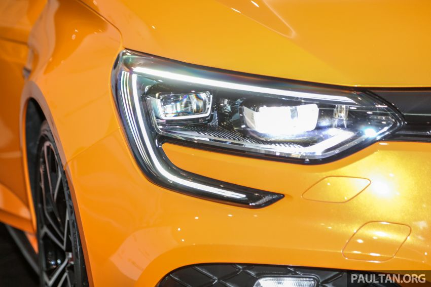 New Renault Megane RS 280 Cup previewed in Malaysia – manual and dual-clutch, from RM280k Image #951948