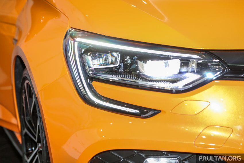 Renault Megane RS 280 Cup serba baharu dipertonton di Malaysia – manual dan auto, bermula dari RM280k Image #951895