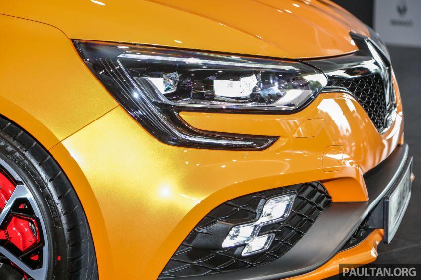 Renault Megane RS 280 Cup serba baharu dipertonton di Malaysia – manual dan auto, bermula dari RM280k Image #951896