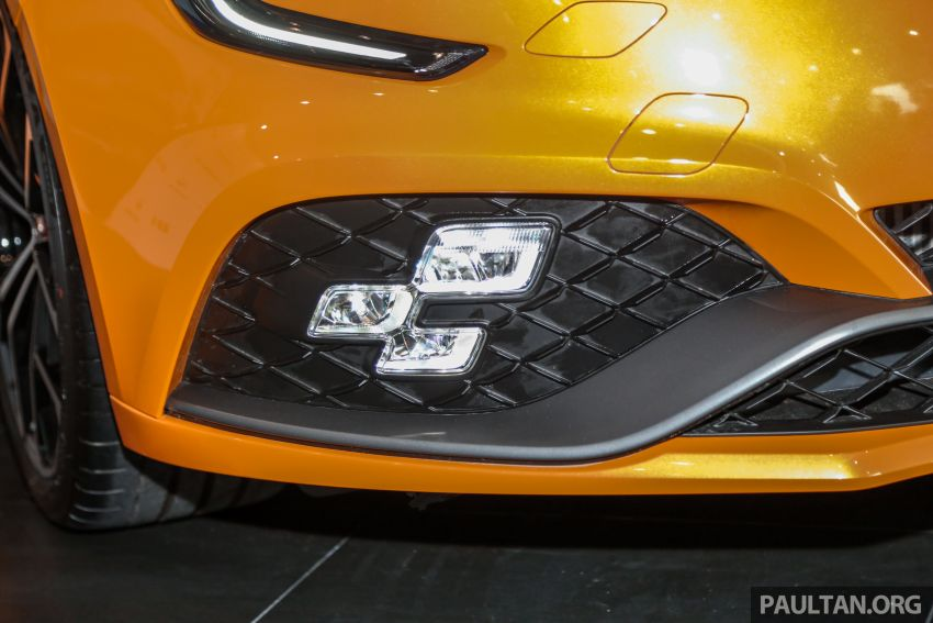 New Renault Megane RS 280 Cup previewed in Malaysia – manual and dual-clutch, from RM280k Image #951952
