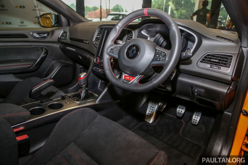 New Renault Megane RS 280 Cup previewed in Malaysia – manual and dual-clutch, from RM280k Image #951992