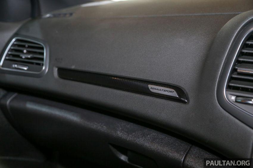 Renault Megane RS 280 Cup serba baharu dipertonton di Malaysia – manual dan auto, bermula dari RM280k Image #951930