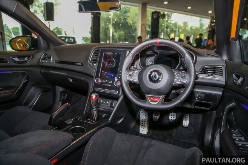 New Renault Megane RS 280 Cup previewed in Malaysia – manual and dual-clutch, from RM280k Image #952028