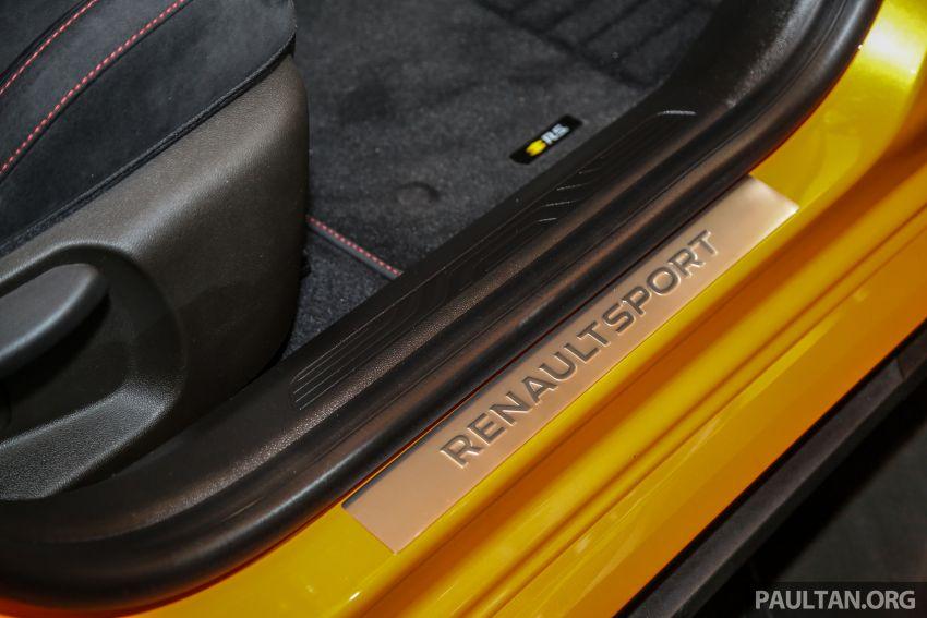 Renault Megane RS 280 Cup serba baharu dipertonton di Malaysia – manual dan auto, bermula dari RM280k Image #951953