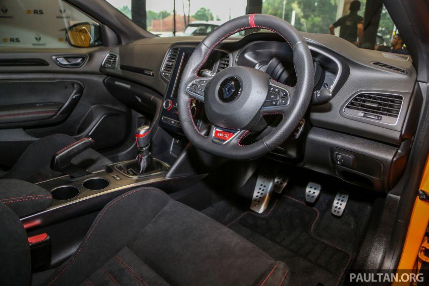 Renault Megane RS 280 Cup serba baharu dipertonton di Malaysia – manual dan auto, bermula dari RM280k Image #951917