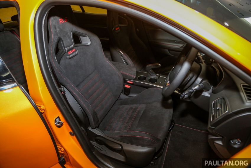 New Renault Megane RS 280 Cup previewed in Malaysia – manual and dual-clutch, from RM280k Image #952048