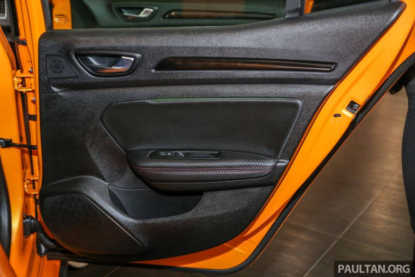 New Renault Megane RS 280 Cup previewed in Malaysia – manual and dual-clutch, from RM280k Image #952051