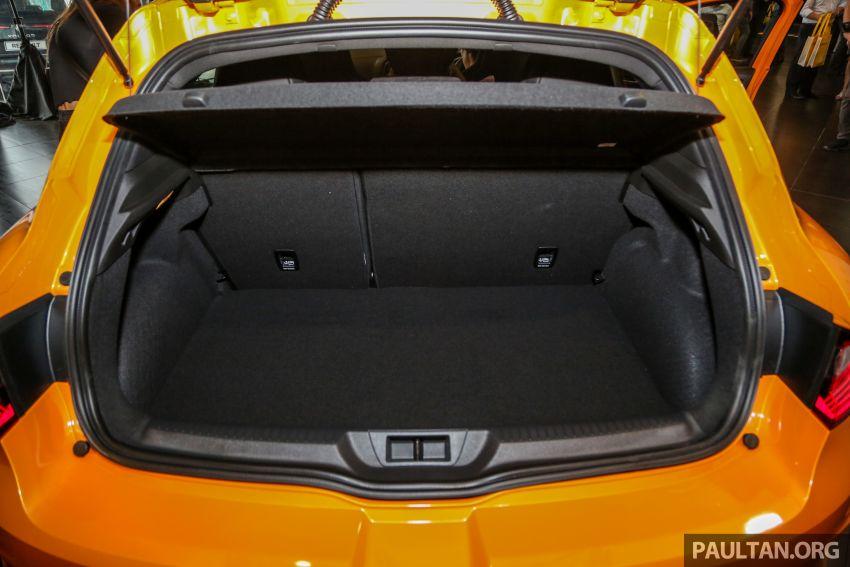 Renault Megane RS 280 Cup serba baharu dipertonton di Malaysia – manual dan auto, bermula dari RM280k Image #951991