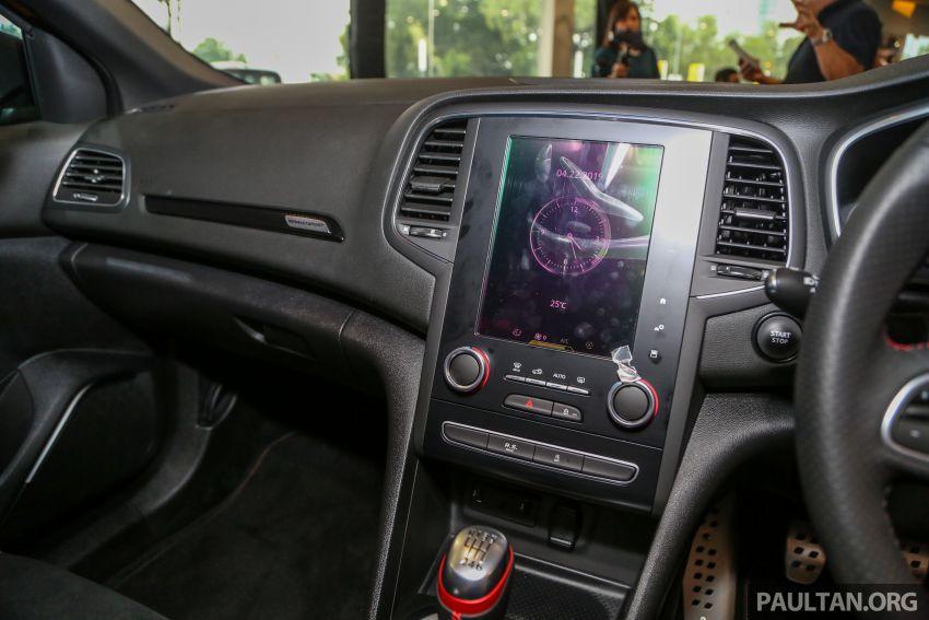 Renault Megane RS 280 Cup serba baharu dipertonton di Malaysia – manual dan auto, bermula dari RM280k Image #951922