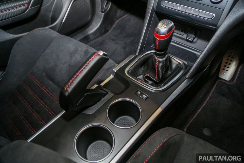 New Renault Megane RS 280 Cup previewed in Malaysia – manual and dual-clutch, from RM280k Image #952007