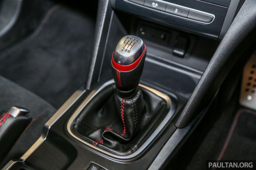 Renault Megane RS 280 Cup serba baharu dipertonton di Malaysia – manual dan auto, bermula dari RM280k Image #951926