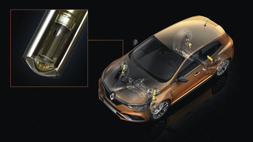 Renault Megane RS 280 Cup serba baharu dipertonton di Malaysia – manual dan auto, bermula dari RM280k Image #951318