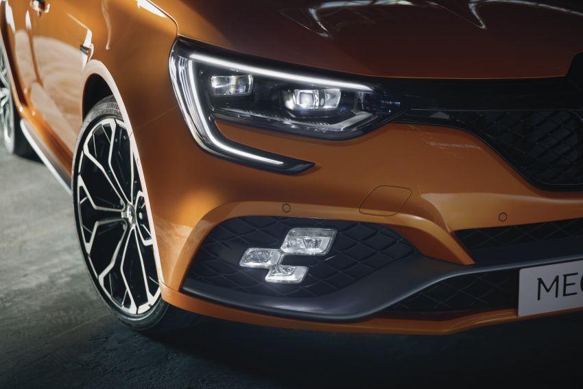 Renault Megane RS 280 Cup serba baharu dipertonton di Malaysia – manual dan auto, bermula dari RM280k Image #951323