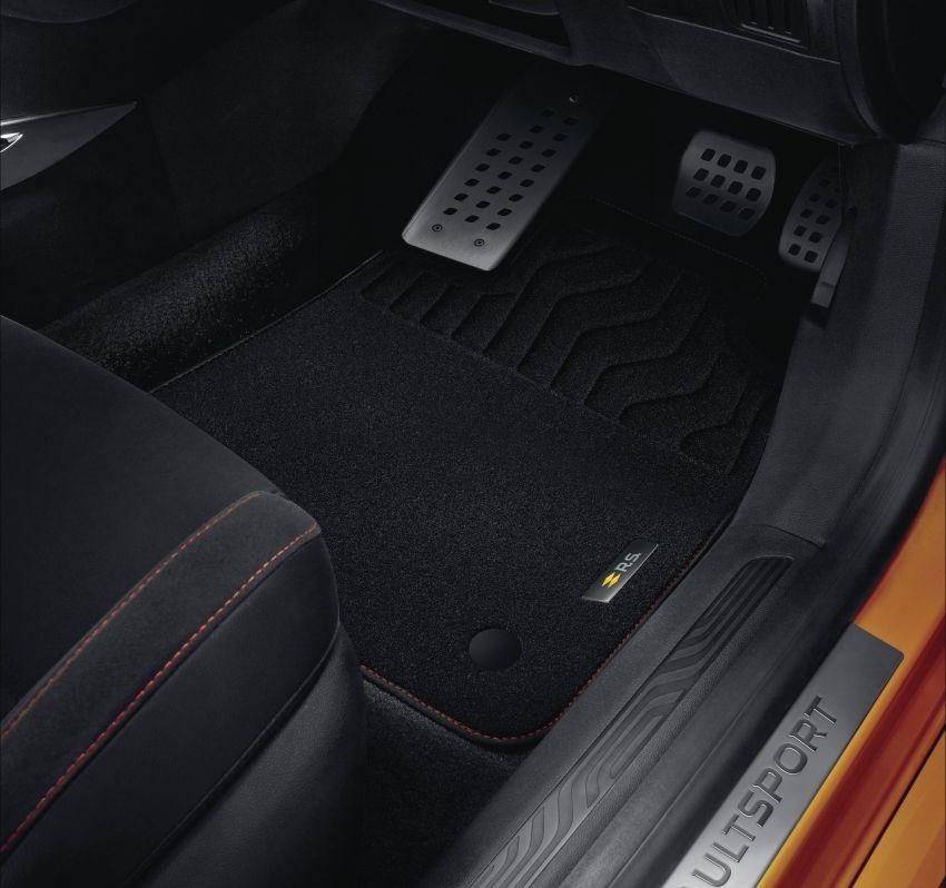 Renault Megane RS 280 Cup serba baharu dipertonton di Malaysia – manual dan auto, bermula dari RM280k Image #951335