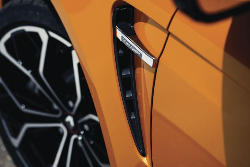 Renault Megane RS 280 Cup serba baharu dipertonton di Malaysia – manual dan auto, bermula dari RM280k Image #951306