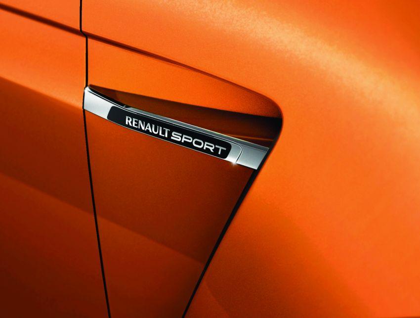Renault Megane RS 280 Cup serba baharu dipertonton di Malaysia – manual dan auto, bermula dari RM280k Image #951347