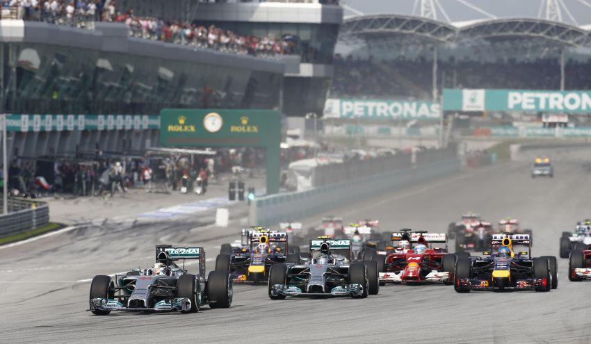 Formula 1 to make a return to Malaysia, says Tun Dr M Image #950185