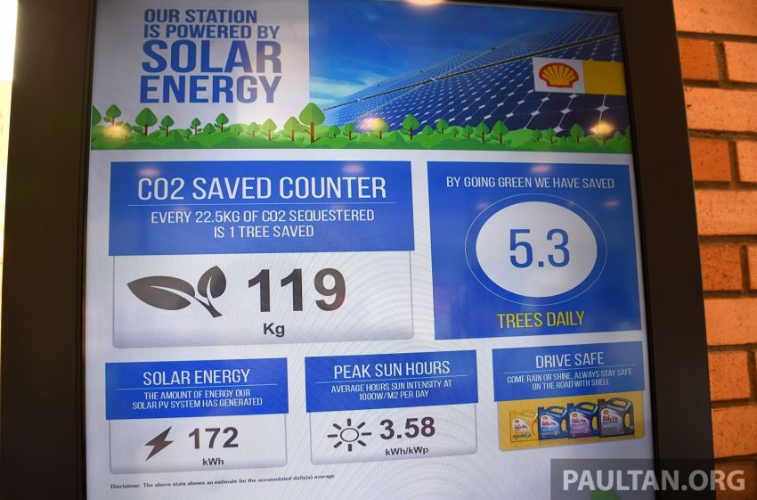 Shell Malaysia begins upgrading its fuel stations to become greener with new energy savings measures Image #942034
