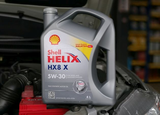 Shell Helix HX8: new range of affordable fully-synthetic